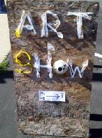 lock and key - in situ art in Downey Califonia