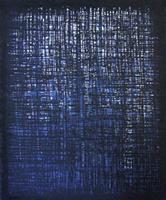 symphonic poem ~ new york new york II painting by Roy Anthony Shabla