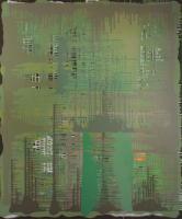 symphonic poems ~ secret pleasure painting by Roy Anthony Shabla