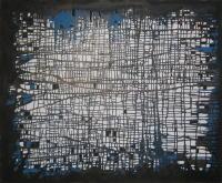 symphonic poem ~ untitled painting by Roy Anthony Shabla