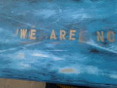 WE ARE NOW by Roy Anthony Shabla